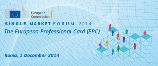 Single Market Forum 2014