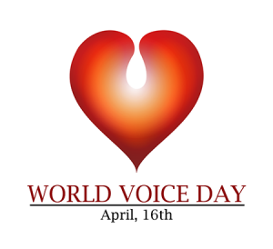 world voice day 16 aprile