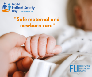 Safe maternal and newborn care_logo